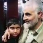ویدئو :   حضور اخیر سردار سلیمانی در منزل خانواده شهدا