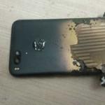 یک تلفن هوشمند Xiaomi Mi A1 دچار انفجار شد