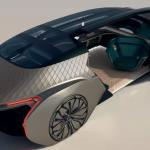 ویدئو :  خودروی فوق لوکس خودران رنو!