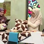 ویدئو :   آموزش چهل تکه دوزی_تصویری(قسمت اول)