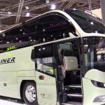ویدئو :   اتوبوس های جدید و شدیدا لوکسی که از سال بعد به تولید خواهند رسید