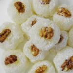 ویدئو :   طرز تهیه باسلوق گردویی شیرینی اصیل و سنتی ایرانی