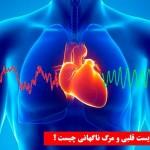علت ایست قلبی و مرگ ناگهانی چیست ؟