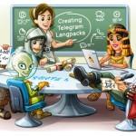 نسخه 5.0 تلگرام با طراحی و قابلیتهای جدید منتشر شد