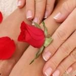پدیکور و شیوه لایهبرداری پوست پاها