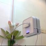 ویدئو :  ربات ECOVACS WINBOT می تواند شیشه ها را بدون نیاز به دست پاک کند.
