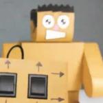 ویدئو :   ساخت ربات کنترل از راه دور با استفاده از مقوا