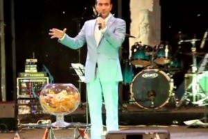 ویدئو :  تقلید صدای باحال اللهی قمشه ای