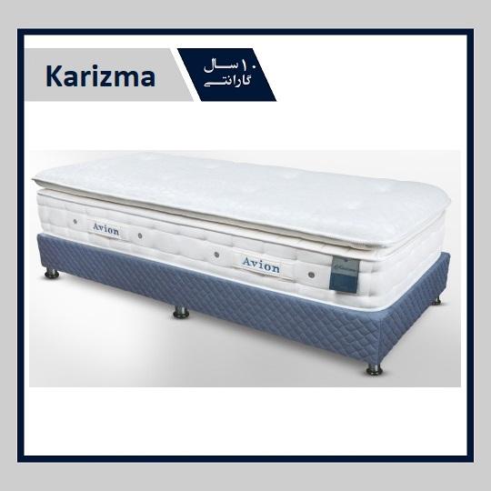 تشک خواب طرح کاریزما (karizma)