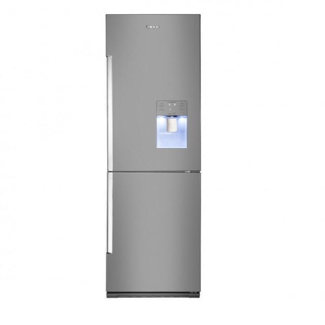 یخچال فریزر کمبی نوفراست 60*40 سفید بنس (BENESS)،مدل DESENT