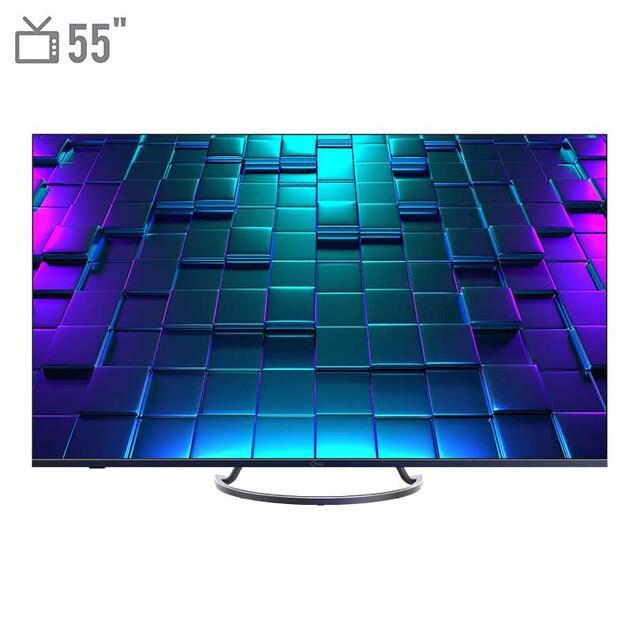 تلویزیون LED هوشمند جی پلاس مدل GTV-55LU821S سایز 55 اینچ