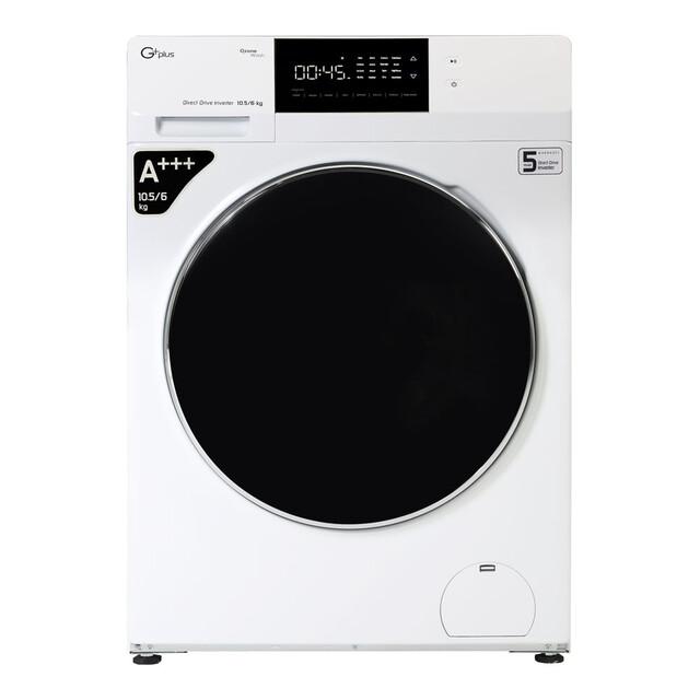 ماشین لباسشویی 10.5 کیلو جی پلاس مدل KD1049