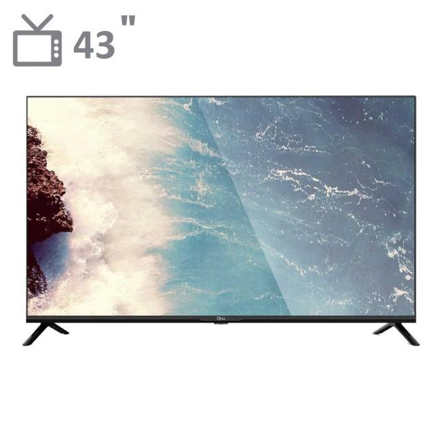 تلویزیون 43 اینچ LED FHD جیپلاس مدل 43LH612N