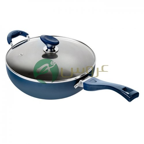 تابه سایز 28 عروس مدل wok