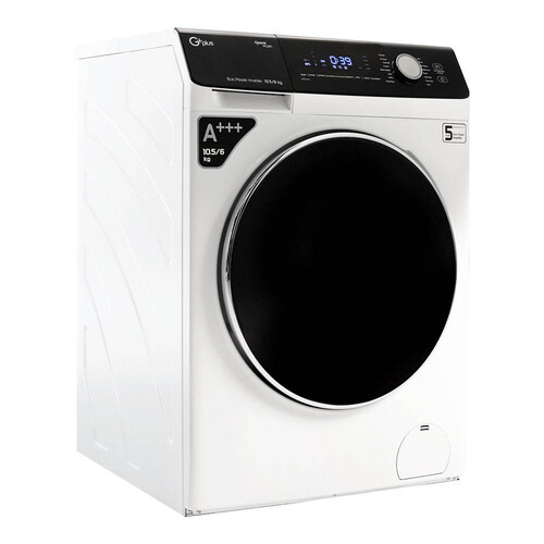 ماشین لباسشویی 10.5 کیلو جی پلاس مدل KD1048