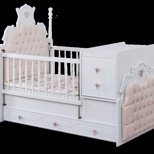 سرویس خواب نوزاد آپادانا،مدل روژین