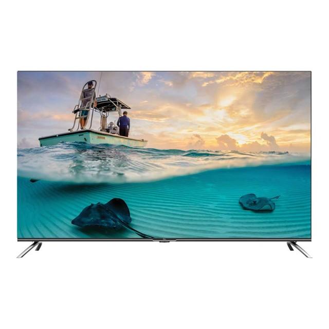 تلویزیون LED هوشمند جیپلاس مدل 65LU722S سایز 65 اینچ