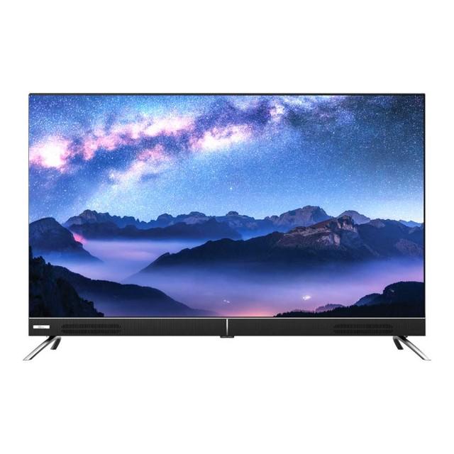 تلویزیون LED هوشمند جی پلاس مدل GTV-55LU722S سایز 55 اینچ