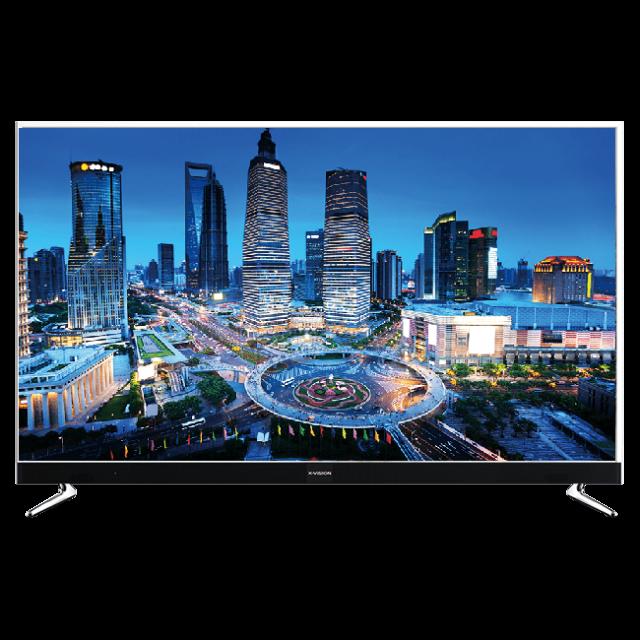 تلویزیون ال ای دی هوشمند  ایکس ویژن مدل XKU 575 سایز 50 اینچ