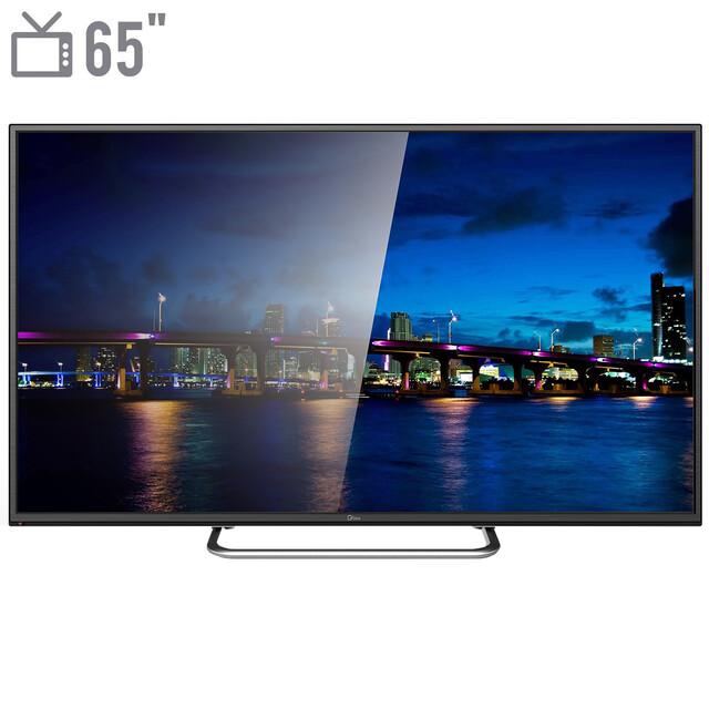 تلویزیون LED هوشمند جی پلاس مدل GTV-65GU811N سایز 65 اینچ