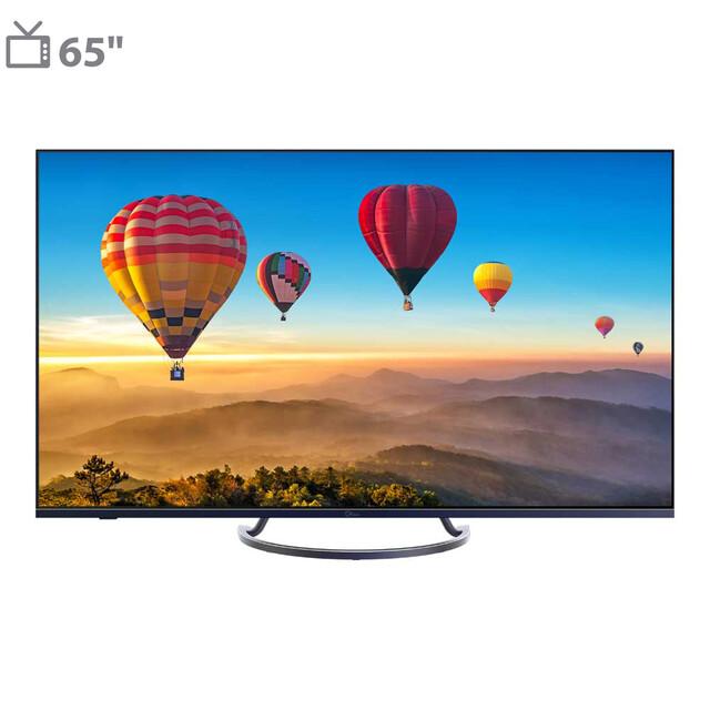 تلویزیون LED هوشمند جی پلاس مدل GTV-65KE821S سایز 65 اینچ