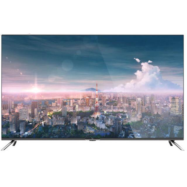 تلویزیون ال ای دی هوشمند جی پلاس مدل GTV-58MU722S سایز 58 اینچ