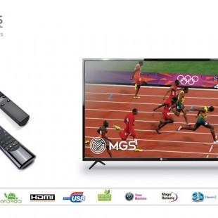 تلویزیون ال ای دی 43اینچ MGS