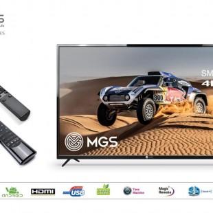 تلویزیون ال ای دی 65 اینچ MGS