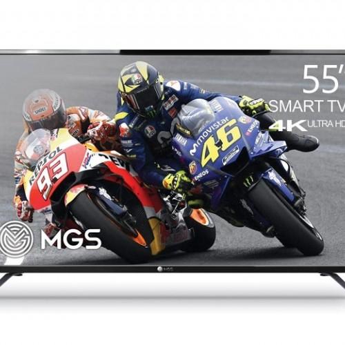 تلویزیون ال ای دی 55 اینچ MGS