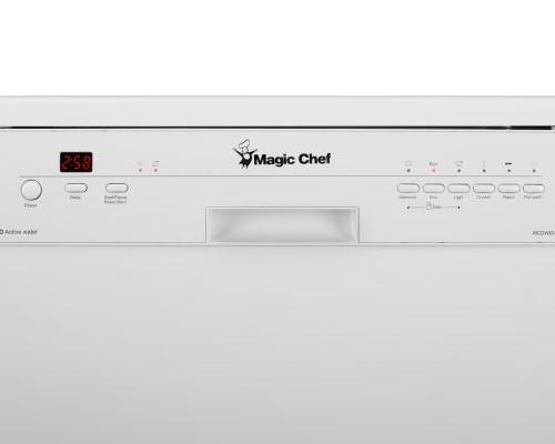 ماشین لباسشویی اتومات 10 کیلویی مجیک شف،مدل MCW 10514