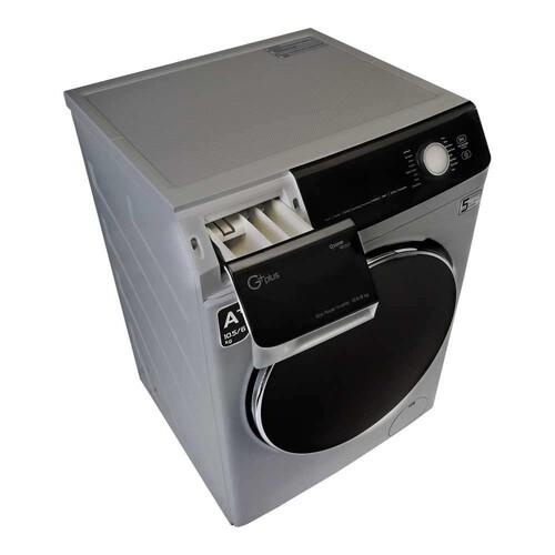 ماشین لباسشویی جی پلاس مدل GWM-KD1048S ظرفیت 10.5 کیلوگرم