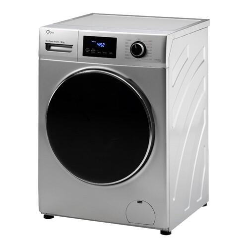 ماشین لباسشویی جی پلاس مدل GWM-K844S ظرفیت 8 کیلوگرم