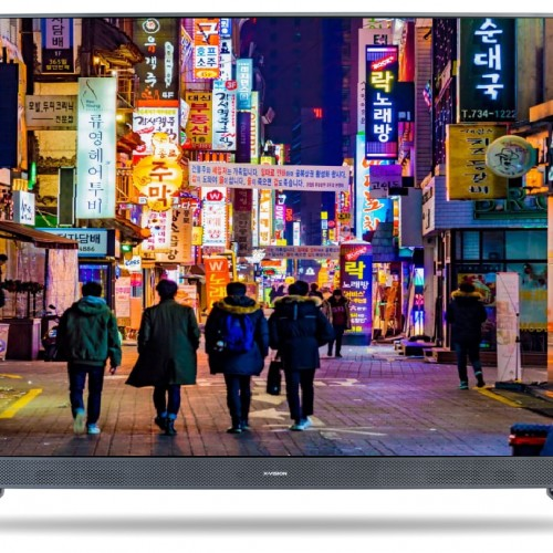 تلویزیون ال ای دی هوشمند ایکس ویژن مدل 55P8M سایز 55 اینچ