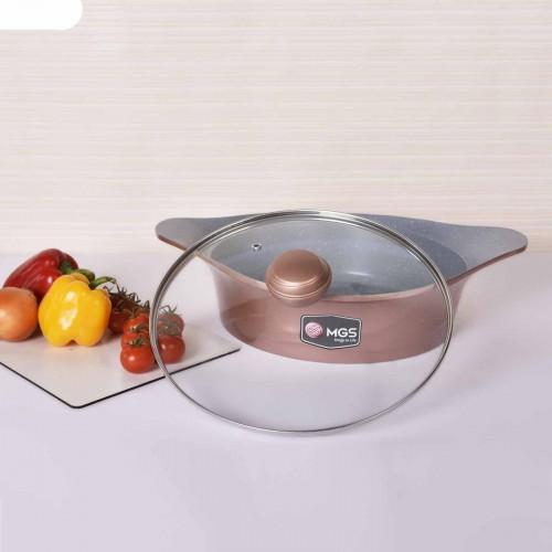 سرویس پخت و پز 16 پارچه ام جی اس  مدل korea c