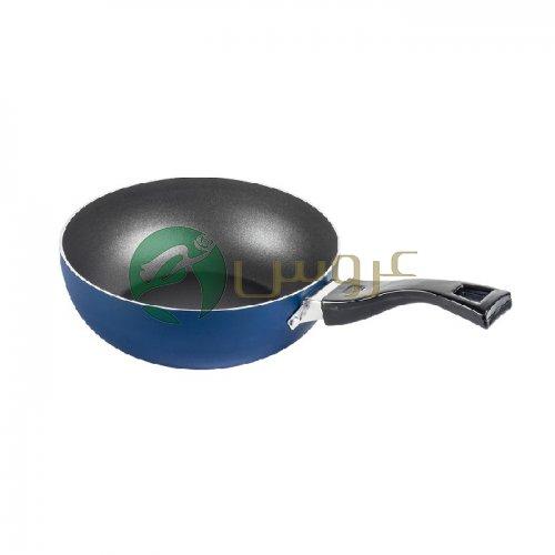 تابه سایز 24 عروس مدل wok
