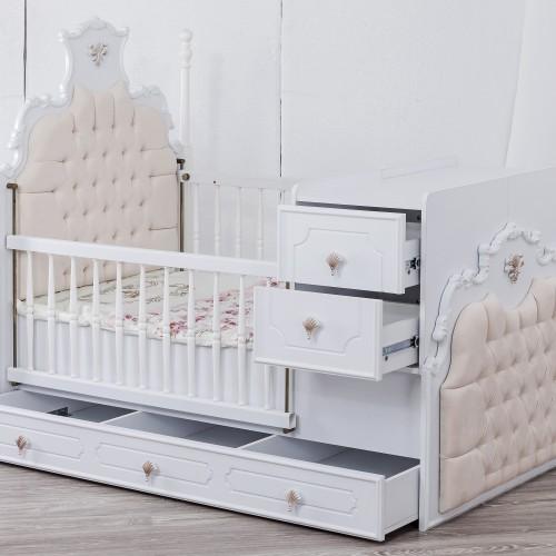 سرویس خواب نوزاد آپادانا،مدل کویین