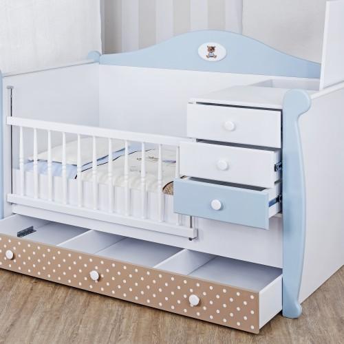 سرویس خواب نوزاد آپادانا،مدل تدی
