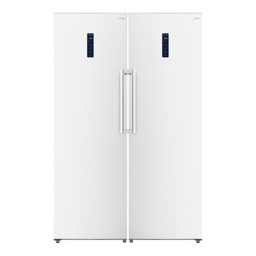 یخچال و فریزر دوقلوی جیپلاس مدل K214F-K214L