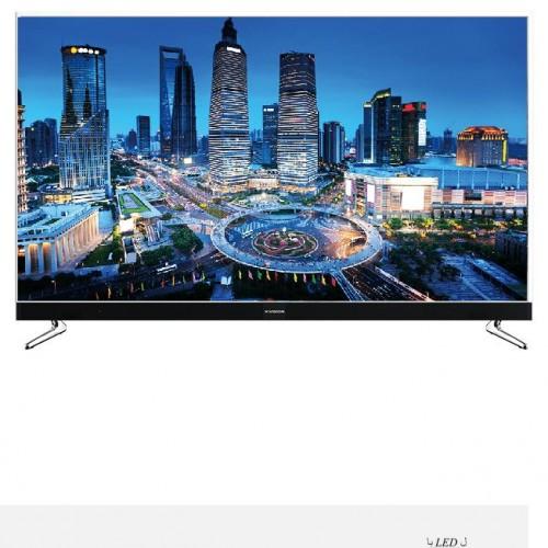 تلویزیون ال ای دی هوشمند  ایکس ویژن مدل XTU 535 سایز 50 اینچ