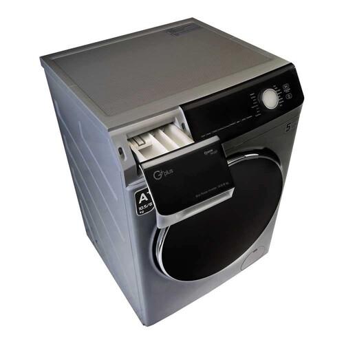 ماشین لباسشویی جی پلاس مدل GWM-KD1059T ظرفیت 10.5 کیلوگرم