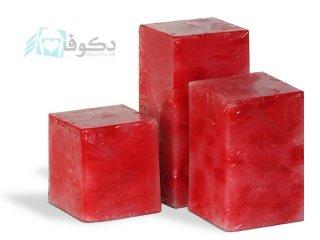 ست شمع طرح  یخهای کوه آلپ