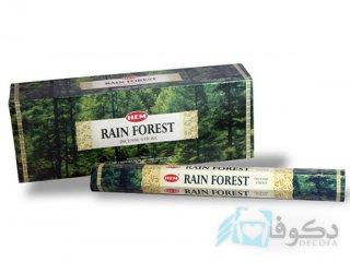 عود با رایحه باران جنگل مارک HEM