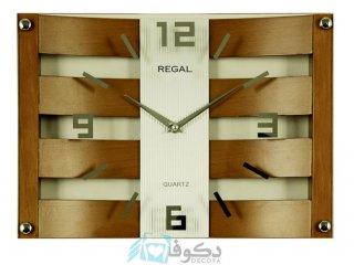 ساعت دیواری regal مدل سوسن