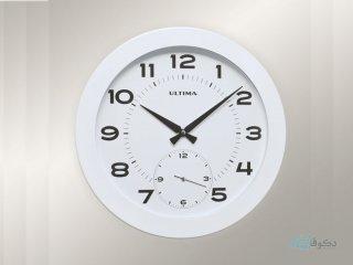 ساعت دیواری ultima 0085 سفید
