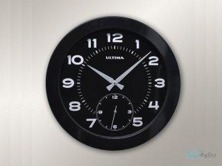 ساعت دیواری ultima 0085 مشکی