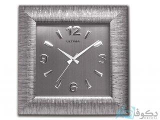 ساعت دیواری ULTIMA 1658 SS نقره ای