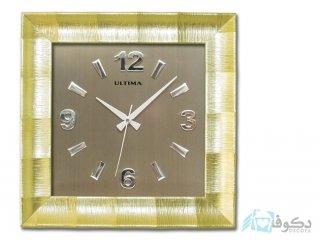 ساعت دیواری ULTIMA 1677 GP طلایی