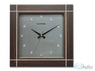 ساعت دیواری ULTIMA z 1359 قهوه ای