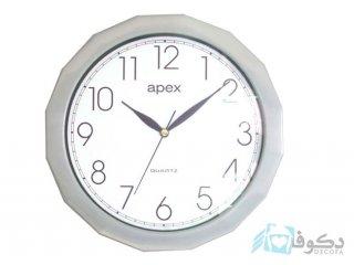 ساعت دیواری apex  A 879 سفید
