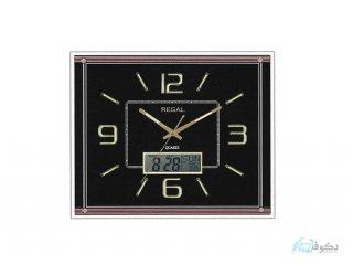 ساعت دیواری REGAL 8153 مشکی